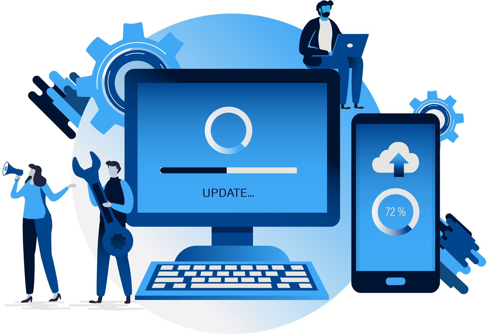 website Application Maintainance